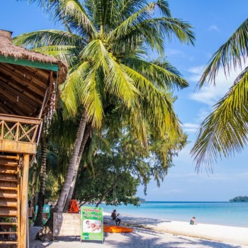 Kambodscha Koh Rong
